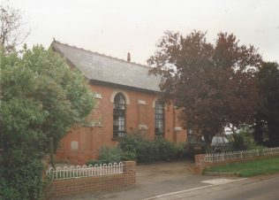 1906 Appleby Primitive Methodist chapel | Keith Guyler 1996