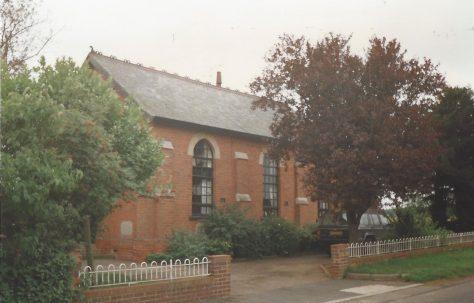 Appleby Primitive Methodist chapel