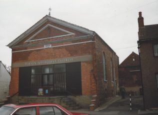 Burton upon Stather Jubilee Primitive Methodist chapel | Keith Guyler 1997