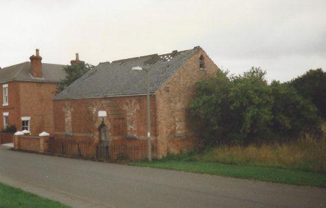 East Butterwick Bourne Primitive Methodist chapel