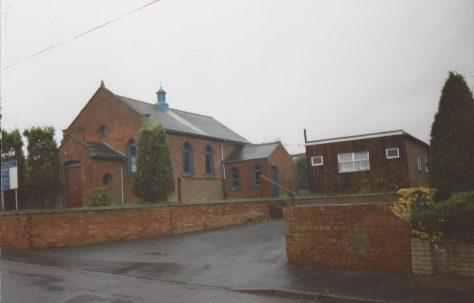 Laughton Primitive Methodist chapel