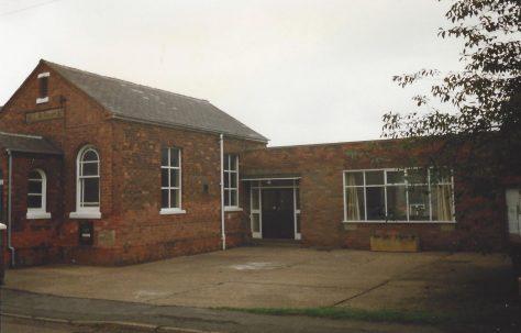 Roxby Primitive Methodist chapel