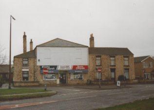 The Primitive Methodist Chapel in Gainsborough Road closed in 1966   Keith Guyler, 1997