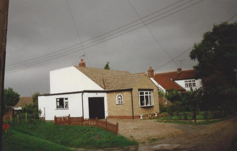 Scotton Primitive Methodist chapel