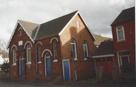 Scunthorpe Crosby Primitive Methodist chapel