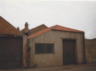 remaining parts of the Winteringham Primitive Methodist chapel | Keith Guyler 1997