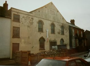 former Barrow on Humber Primitive Methodist chapel | Keith Guyler 1996