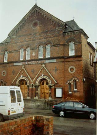 1861/8 Barton on Humber Queen Street Primitive Methodist chapel   Keith Guyler 1996
