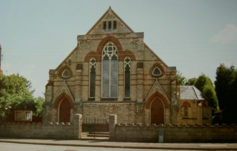 Goxhill Primitive Methodist chapel