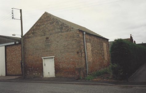 Billinghay Primitive Methodist chapels