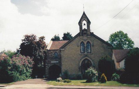 Ewerby Primitive Methodist chapel