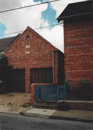 former  Fulbeck Primitive Methodist chapel | Keith Guyler 1995