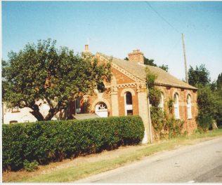 Heckington Fen Primitive Methodist chapel | Keith Guyler 1991