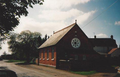 Helpringham Primitive Methodist chapel