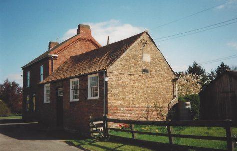 Little Hale Primitive Methodist chapel