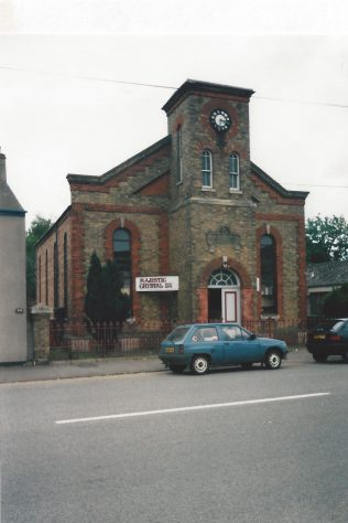 1879 Martin Primitive Methodist chapel | Keith Guyler 1995