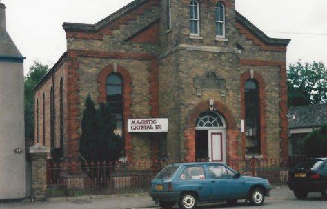 Martin Primitive Methodist chapels