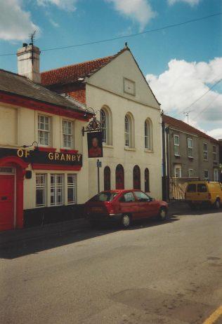1841 Sleaford Westgate Primitive Methodist chapel | Keith Guyler 1995