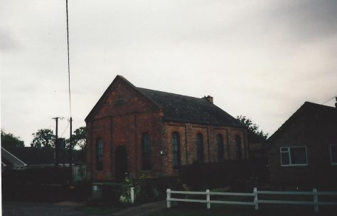 Timberland Primitive Methodist chapel