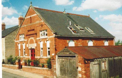 Wilsford Primitive Methodist chapel