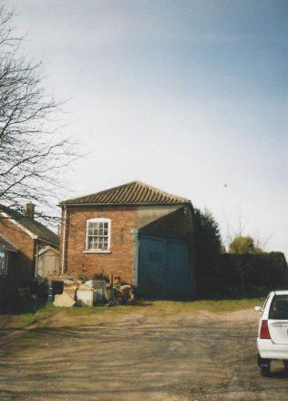 1836 Binbrook Primitive Methodist chapel   Keith Guyler 1995