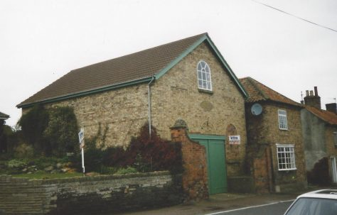 Binbrook Primitive Methodist chapel