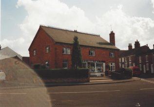 1879 Binbrook Primitive Methodist chapel   Keith Guyler 1995