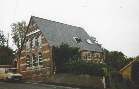 Grasby Ebenezer Primitive Methodist chapel