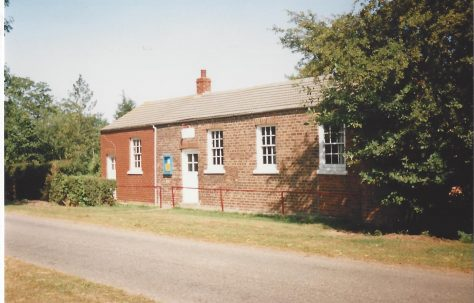 Kelsey Moor Primitive Methodist chapel