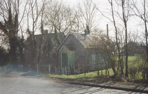Linwood Primitive Methodist chapel