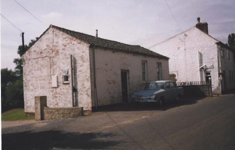 Nettleton Church Street Primitive Methodist chapel