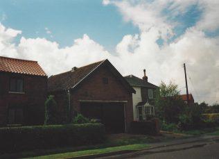 1842 Osgodby Eastgate Primitive Methodist chapel | Keith Guyler 1992