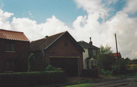 Osgodby Eastgate Primitive Methodist chapel