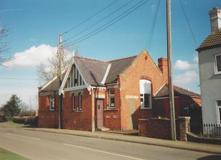 1903 Owmby by Spital Primitive Methodist chapel | Keith Guyler 1995