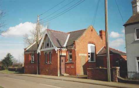 Owmby by Spital Primitive Methodist chapel