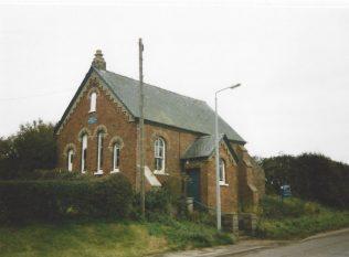 1874 Rothwell Primitive Methodist chapel | Keith Guyler 1993