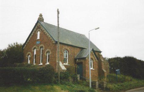 Rothwell Primitive Methodist chapel