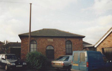 Alvingham Primitive Methodist chapel