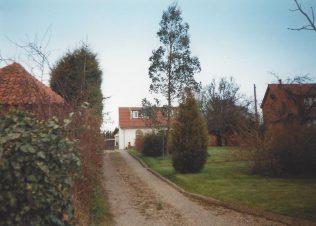 possibly Alvingham Primitive Methodist chapel - but more likely Alvingham Free Methodist chapel | Keith Guyler 1995