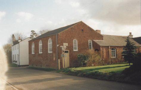 Fulstow Primitive Methodist chapel