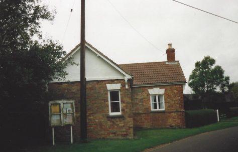 Goulceby Primitive Methodist chapel