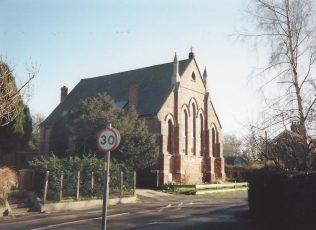 1892 Legbourne Primitive Methodist chapel | Keith Guyler 1994