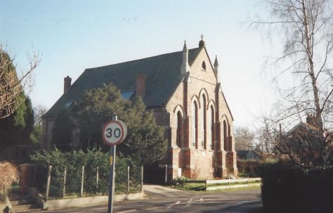 Legbourne Primitive Methodist chapel