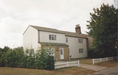 Ludborough Primitive Methodist chapel