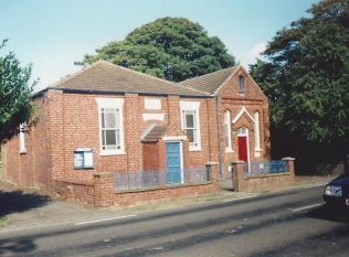 1852 Theddlethorpe St Helen Primitive Methodist chapel | Keith Guyler 1995