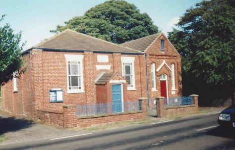 Theddlethorpe St Helen Primitive Methodist chapel
