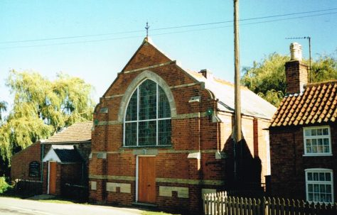 Bicker Primitive Methodist chapel