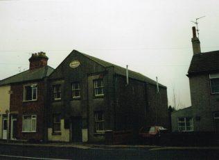 former 1842 Little London Primitive Methodist chapel | Keith Guyler 1995
