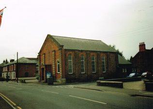 1871 Spalding Primitive Methodist chapel | Keith Guyler