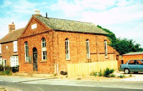 Holbeach Bank Primitive Methodist chapel